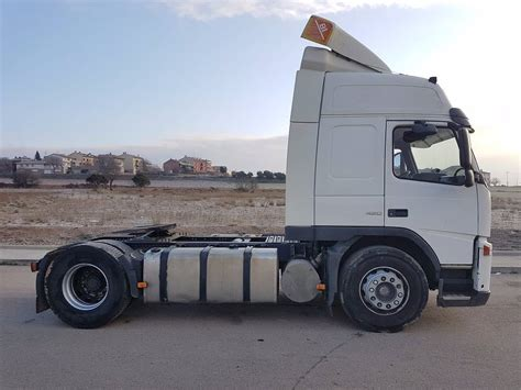 volvo truck tractor for sale used volvo fm12 420 tractor units year 2004 price