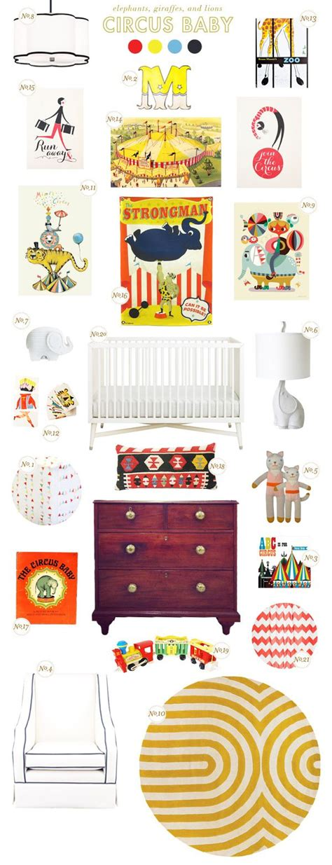 Circus Nursery Decor Best 20 Circus Theme Decorations Ideas On Circus Theme Circus