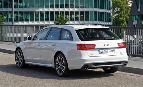 Audi A6 3 0 Tdi S Line by Car And Driver