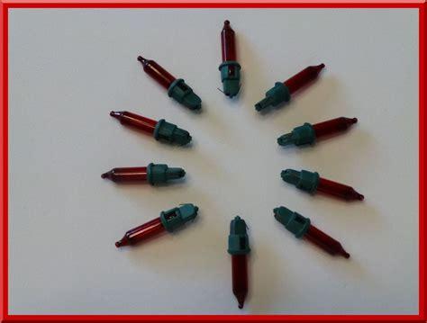 35v christmas mini light replacement 10 replacement mini light bulbs 2 5 volts green base ebay