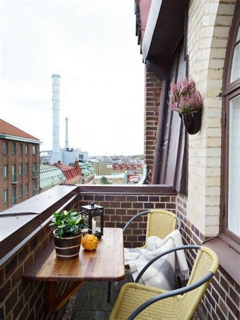 ideen für kleine balkone design einrichten balkon