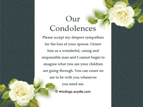sympathy for loss of condolence messages deepest sympathy messages condolences sympathy in loving