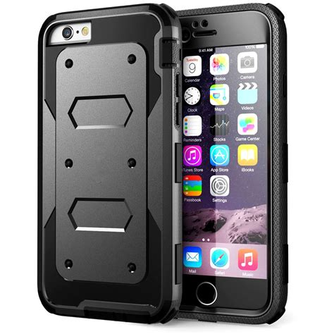 Spigen Shockproof Iphone 6 Plus Iphone6 Hardcase Iphone 6plus shockproof rubber defender protective cover for apple iphone 6 6s plus