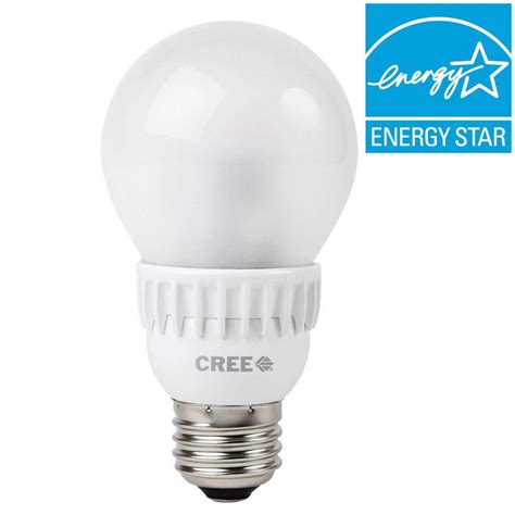 cree led lighting products cree 60w equivalent soft white 2700k a19 dimmable led