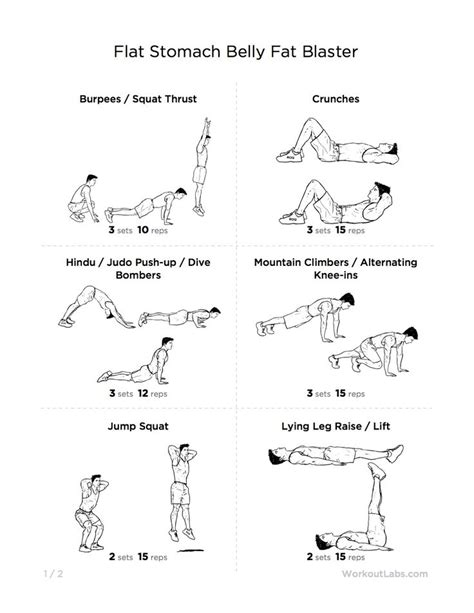 17 best ideas about ab exercises at home on