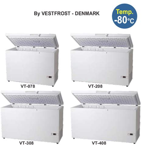 Jual Freezer Box Sharp low 60 80 c chest freezer citra mesin