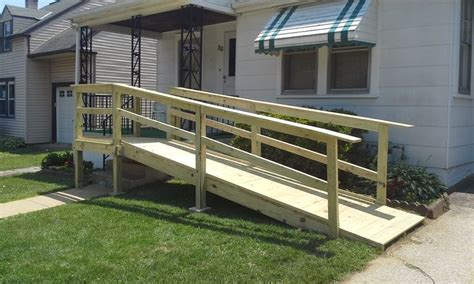 wheelchair ramp access  mobility specialists access
