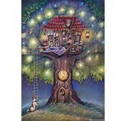 Tree House By Nokeek On DeviantArt