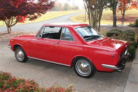 1969 Toyota Corona 1969 Toyota Corona 2 Door Hardtop 116493
