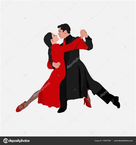 baile de tango pareja bailando el tango baile de sal 243 n - Tango Baile De Salon