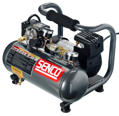 senco pc1010 1 2 hp 1 gallon finish trim air compressor