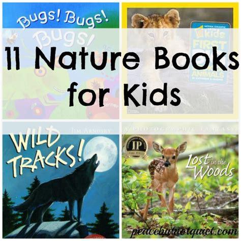 nature picture books 11 children s books about nature