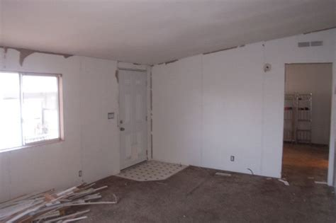 remodeling mobile home walls mobile home diy