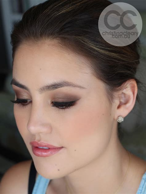 Wedding Makeup Hair Brown by Wedding Makeup For Brown Hair And Brown Mugeek