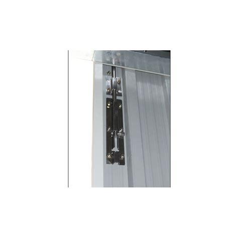 cocheras en kit garaje de metal con puertas dobles de color antracita 19
