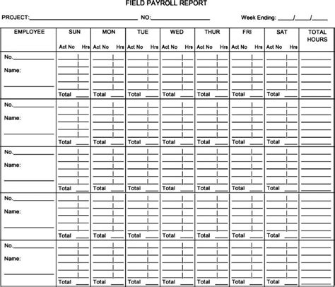 payroll report template excel payroll report template best resumes