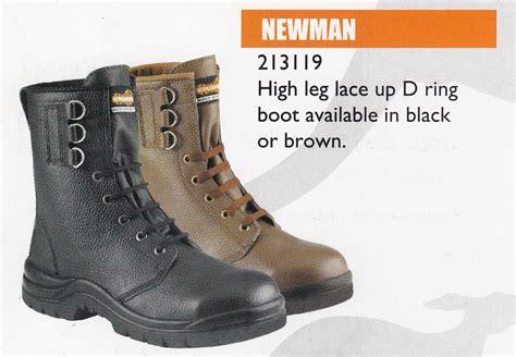 Sepatu Safety Krusher Newman krushers safety shoes newman