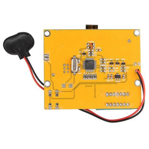 diode capacitance test lcr t4 digital transistor tester diode triode capacitance esr meter free shipping dealextreme