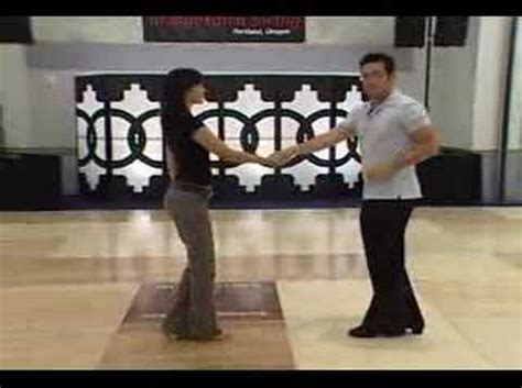 west coast swing tutorial parker and jessica favorite west coast patterns youtube