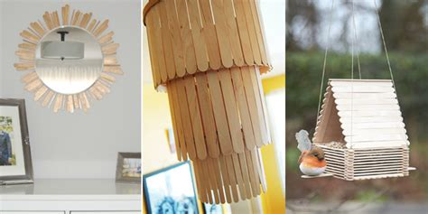 adorable popsicle stick crafts