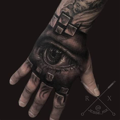 unique hand tattoos top 10 unique tattoos