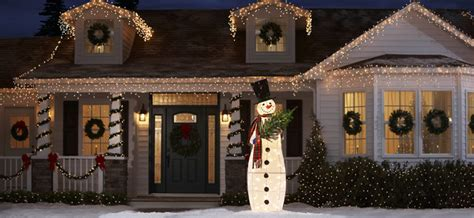 How To Hang Lights On House by Hang Outdoor Lights