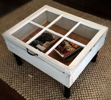 diy shadow box coffee table plans guide patterns