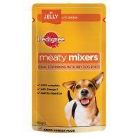 8 Reasons To Choose A Non Pedigree Pet by Pedigree Launches Meaty Mixers