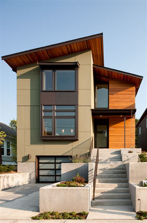 wa home design living magazine green lake residence custom home magazine coates