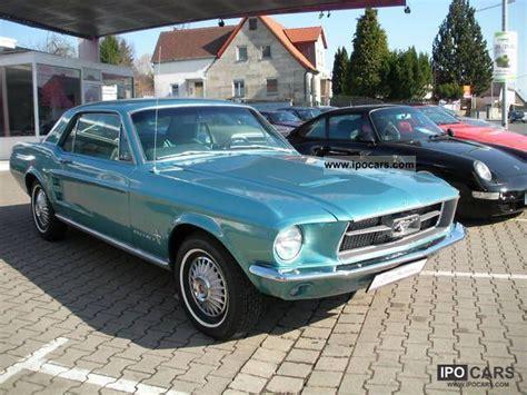 1967 ford mustang specs 1967 ford mustang v8 specs