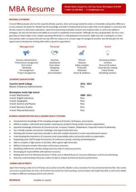 Engineer With Mba Resume by 1000 Images About Resume Sles On