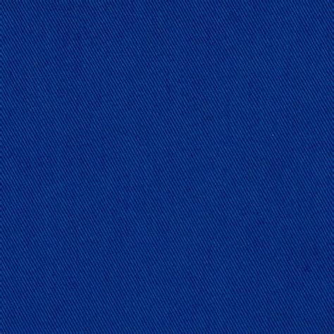 blue color swatches swatch royal blue cotton twill product images
