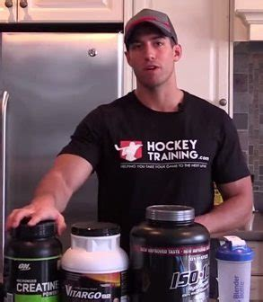 supplement industry worth should hockey players be taking creatine