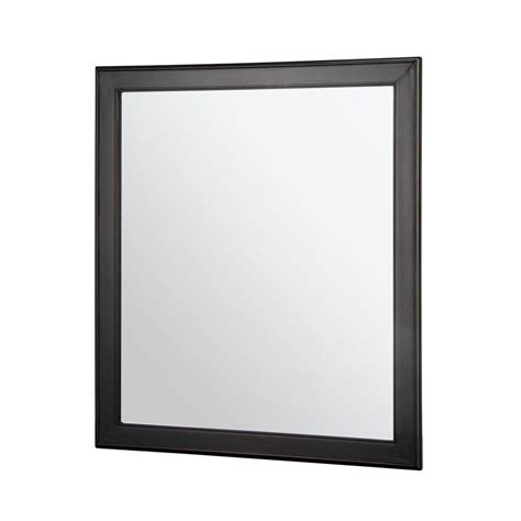 bellaterra home albania 28 in l x 28 in w wall mirror