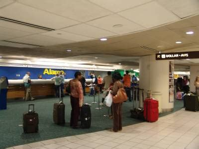 orlando airport car rental desks passporter