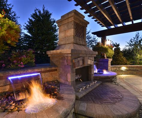 backyard features relax with a backyard water feature