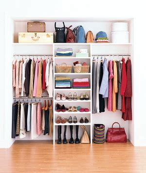 maximizing closet space how to maximize your closet space real simple