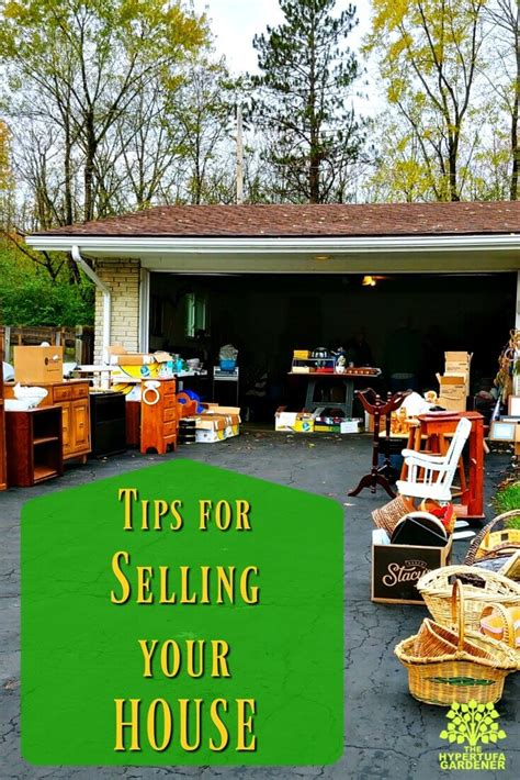 how do we start tips for selling your house the