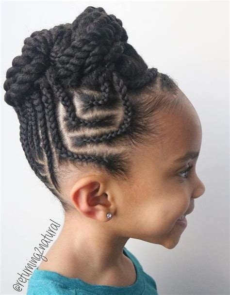 pictures of braids cornrows hairstyles for kids amazing braided hairstyles for kids in unique style