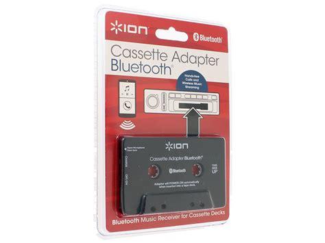 bluetooth cassette adapter ion bluetooth cassette adapter kloegcom nl