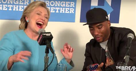 Clinton Row Records Clinton Responded To Viral Row Records Meme