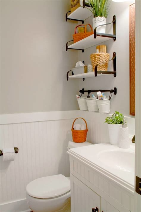 Bathroom Shelving For Small Spaces Bathroom Storage 10 Solutions For Small Spaces