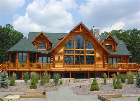 log style homes eastern adirondack home and design