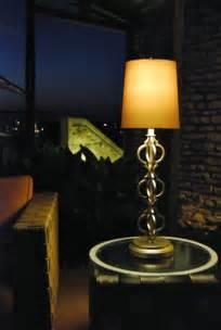 modern lantern cordless table ls table ls