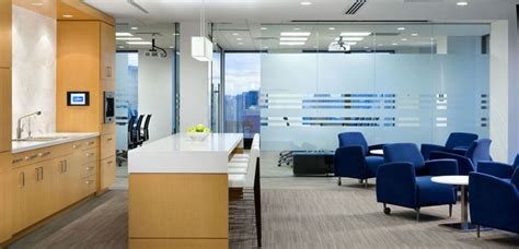 International Office by Colliers International Office By Ssdg Vancouver Canada
