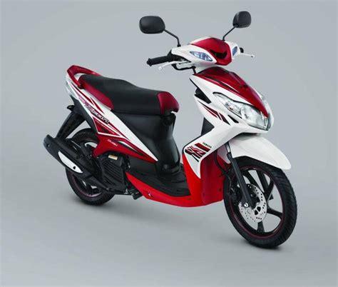 Striping Yamaha Mio Soul Gt Merah Putih Arsenal 2 Spec B Nonlam yamaha xeon 2012 mario devan s