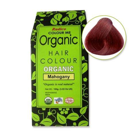 organic color radico colour me organic hair dye mahogany is better
