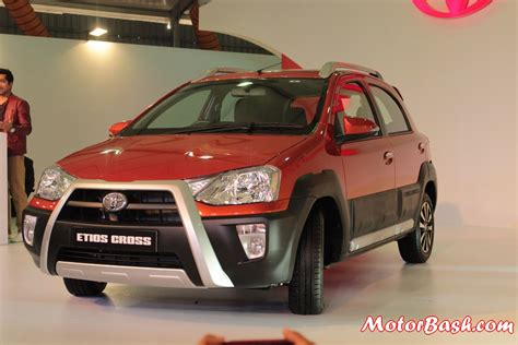 crossover toyota social survey etios cross most talked about hatch online