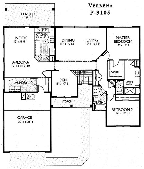 sun city west san simeon floor plan verbena floor plan sun city grand floor plans
