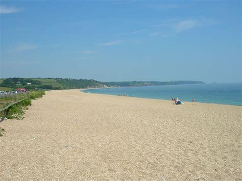 Home Bar Area by Slapton Sands Monument Beach Devon Uk Beach Guide